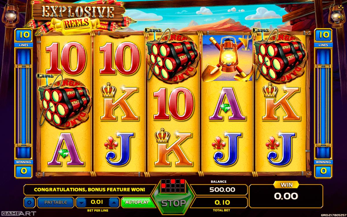 chơi game slot
